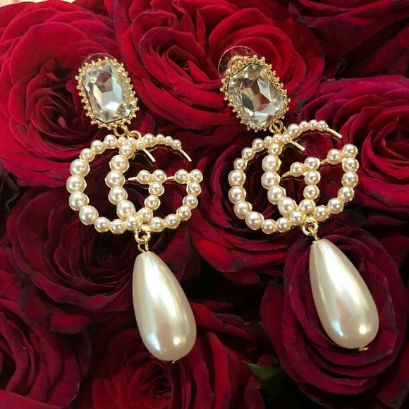 Mom\u2019s Day SALE! Pearl Drop Earrings ❤ NWT